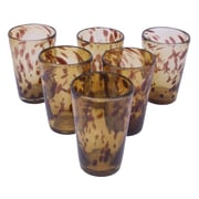 Novica Javier and Efren Conical Glass (Set of 6)