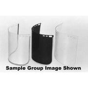 Jackson 34-42 Dark Green Acetate Faceshield/Visor (Bulk Packaging)