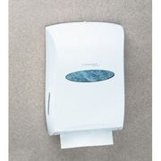 Kimberly-Clark In-Sight Universal Towel Dispenser in White