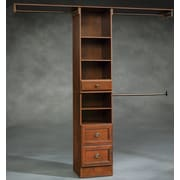 Sauder Lancaster 14.5'' Deep Closet Box Cabinet