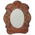 Novica Asunta Pelaez Garden of Love Mirror