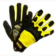 Stanley Tools Prodex High Dexterity Synthetic Leather Palm Gloves with Spandex Back; Extra Large