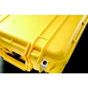 Pelican Products Lightweight Case; Yellow