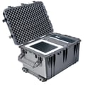 Pelican Products Equipment Case with Foam: 22.88'' x 31.5'' x 19''; Desert Tan