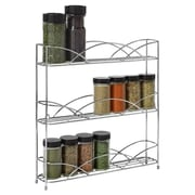 Spectrum Diversified Countertop Spice Rack; Chrome