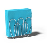 Spectrum Diversified Bloom Napkin Holder; Chrome
