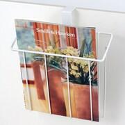 Spectrum Diversified Bath Accessories Over The Tank Magazine Rack