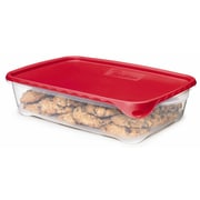 Rubbermaid 2 Piece Take Alongs Rectangular Container Set