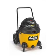 Shop-Vac Right Stuff 18 Gallon 6.5 Peak HP with Cart Wet / Dry Vacuum