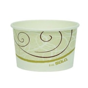 Solo Cups Single Poly Paper Food Container