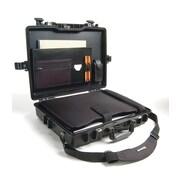 Pelican Products Deluxe Laptop Attache Case; Desert Tan