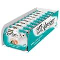 Fancy Feast Appetizers Cat Treats (2-oz,case of 10); Sea Bass / Shrimp