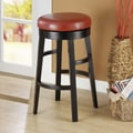 Armen Living Halo 30'' Swivel Barstool