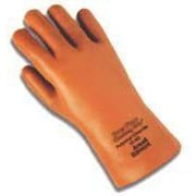 Ansell 9 12'' Ever-Flex Monkey Grip  PVC Fully Coated Glove With Gauntlet Cuff