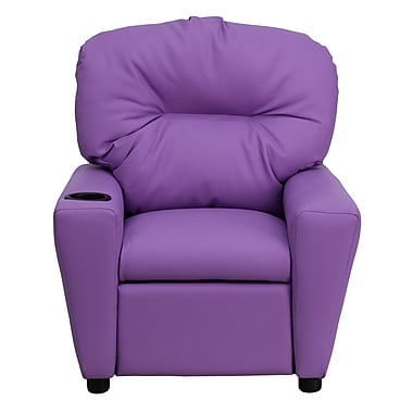 Flash Furniture Wood Recliner, Lavender (BT7950KIDLAV)