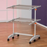 Badoogi Foldable and Compact Storage Clothes Drying Rack