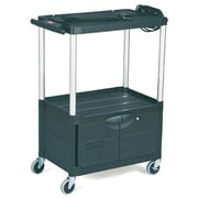 Rubbermaid Commercial Products Media Master AV Cart