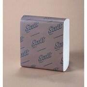 Kimberly-Clark Scott 1/8-Fold Dinner Napkins in White