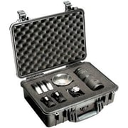 Pelican Products Dust Proof Case with Padded Divider