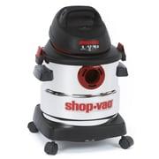 Shop-Vac Stainless Steel Series 5 Gallon 4.5 Peak HP Wet / Dry Vacuum