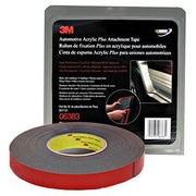 3M Foam Tape Scotch Acrylic 7/8''''X 20Yds Boxed Gray