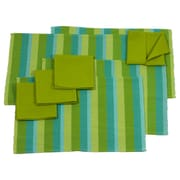 Novica Yama Aj Chixot Artisan Group Casaca Morn Placemat And Napkins (Set of 8)