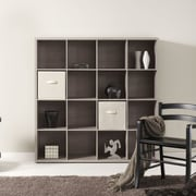 Bestar Clic Furniture 55.46'' Bookcase; Riverside Oak Light