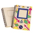 S&S® Paper Mache Notebook, 12/Pack