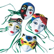 Geeperz™ Fabulous Faces Craft Kit, 12/Pack