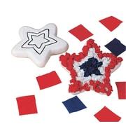 Craft EXpress Star Paper Art Craft Kit, 24/Pack
