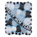 S&S® New Years Decorating Easy Pack, Black/White