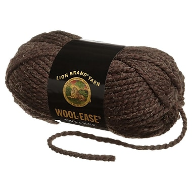 Wool-Ease Thick & Quick Yarn, Wood
