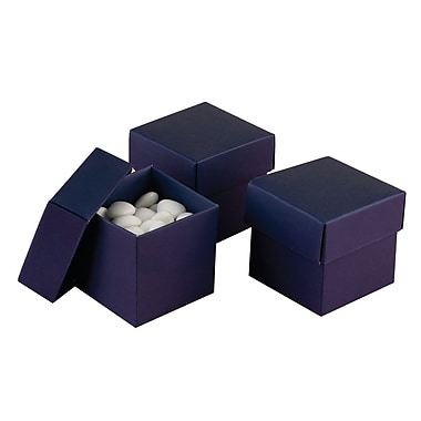 HBH™ 2-Piece Mix-and-Match Favor Boxes, Navy