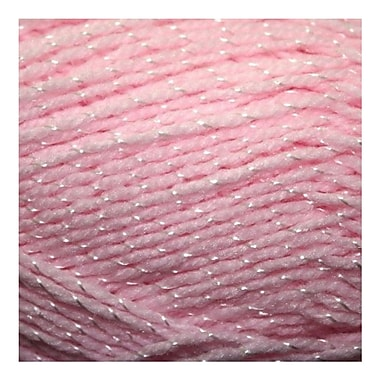 Babysoft Yarn, Pastel Pink Pompadour