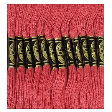 DMC Six Strand Embroidery Cotton, Dark Salmon