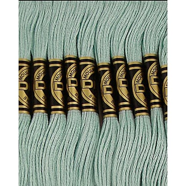 DMC Six Strand Embroidery Cotton, Very Light Turquoise