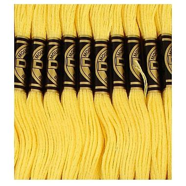 DMC Six Strand Embroidery Cotton, Very Light Topaz