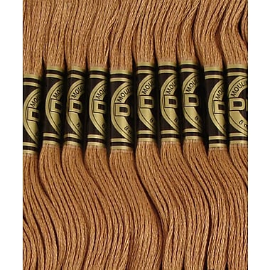 DMC Six Strand Embroidery Cotton, Medium Mocha Beige