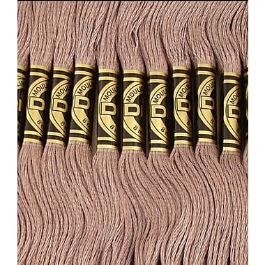 DMC Six Strand Embroidery Cotton, Dark Shell Grey
