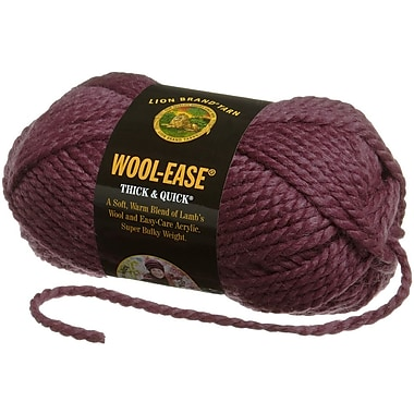 Wool-Ease Thick & Quick Yarn, Fig