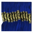DMC Six Strand Embroidery Cotton, Very Dark Royal Blue
