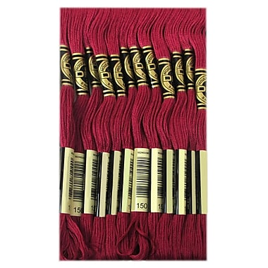 DMC Six Strand Embroidery Cotton, Ul.Very Dk.Dusty Rose, Darker than 3350