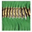 DMC Six Strand Embroidery Cotton, Jade Green-Darker than 562
