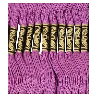 DMC Six Strand Embroidery Cotton, Medium Violet