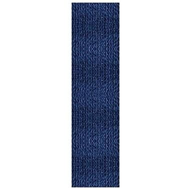 Canadiana Yarn, Solids-Dark Water Blue