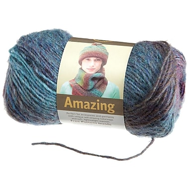 Amazing Yarn, Glacier Bay