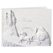 HBH™ Once Upon a Time Guest Book, White