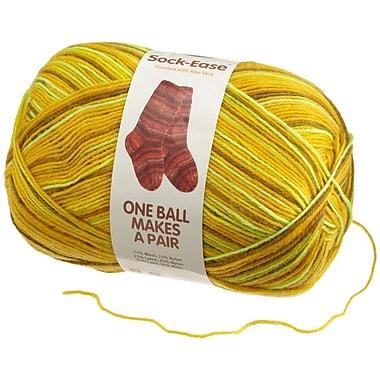 Sock-Ease Yarn, Lemon Drop