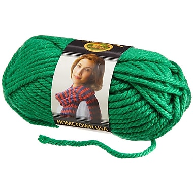 Hometown USA Yarn, Green Bay Green