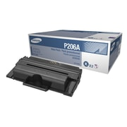 Samsung Black Toner Cartridge (MLT-P206A), 2/pk High Yield